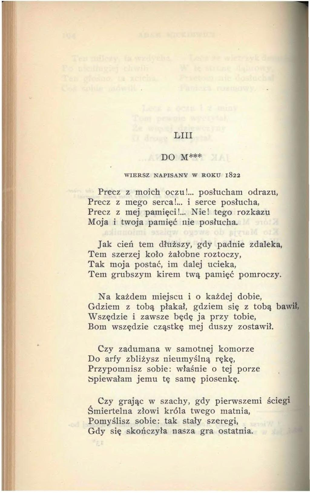 Stronapl Adam Mickiewicz Poezje 1929djvu216