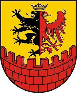 Bydgoszcz County - Image: POL powiat bydgoski COA 2