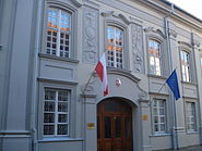 Embassy of Poland in Vilnius