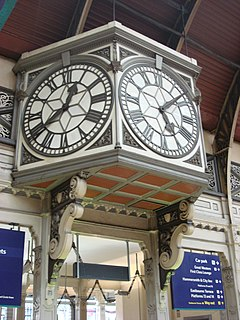 Railway time