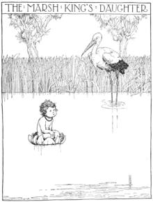 hans andersens fairy tales robinsonthe marsh kings