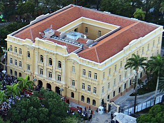 Recife - Palace of the Princesses' Field