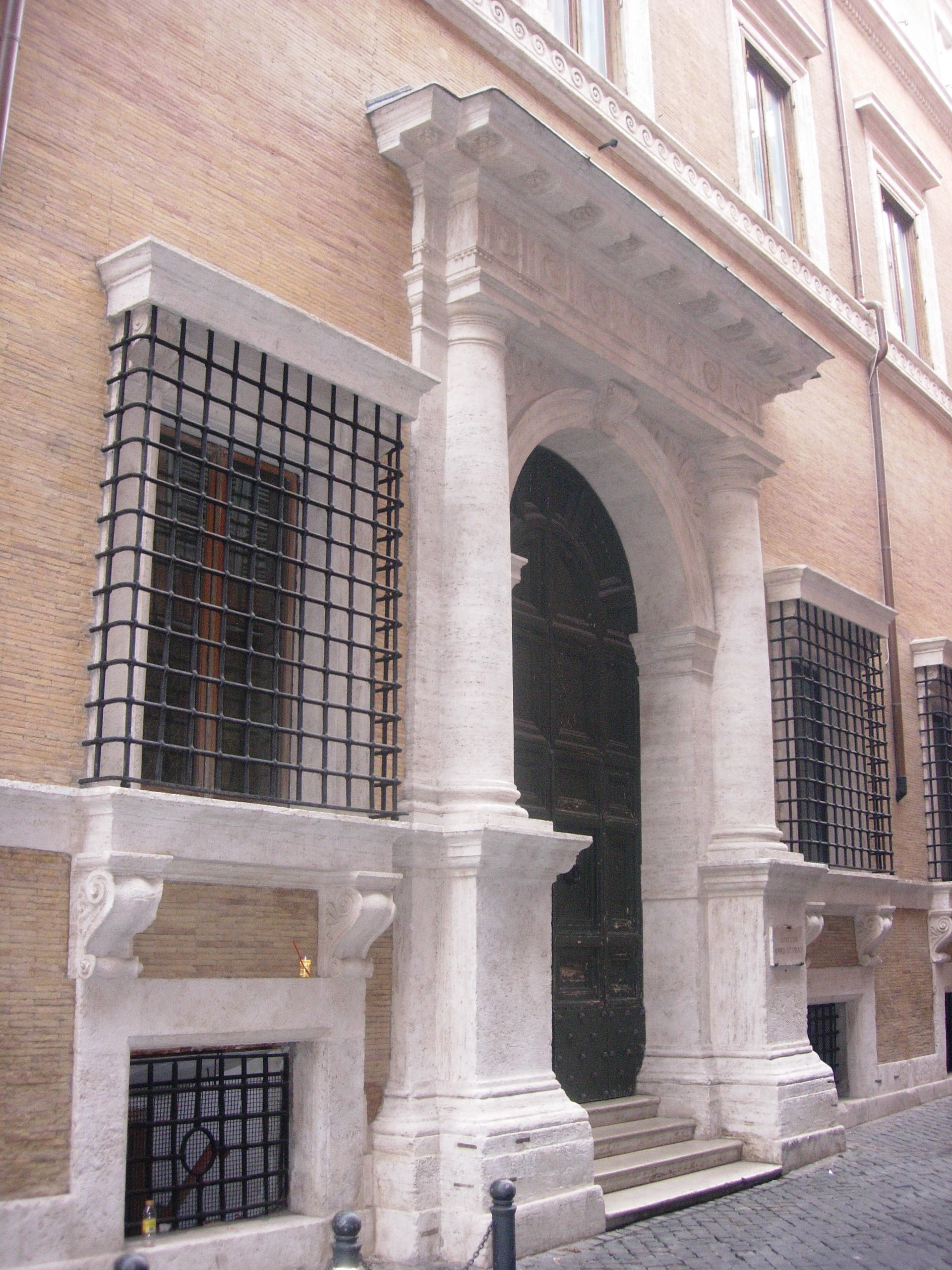 Antonio da sangallo il giovane wikipedia - Portale architetti roma ...