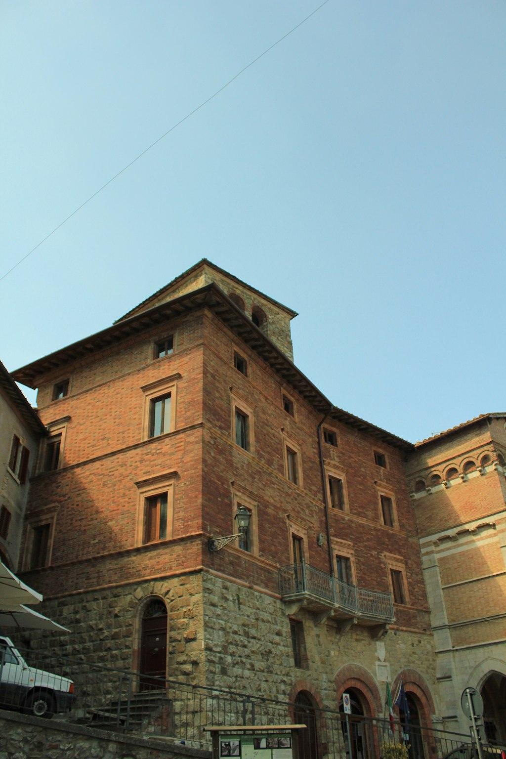 Palazzo dei Marchesi Montieri