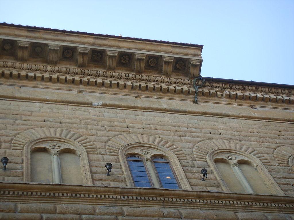 Палаццо Строцци , дворец Строцци