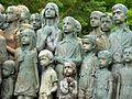 Památník Lidice , památník věnovaný obětovným dětem 06.jpg