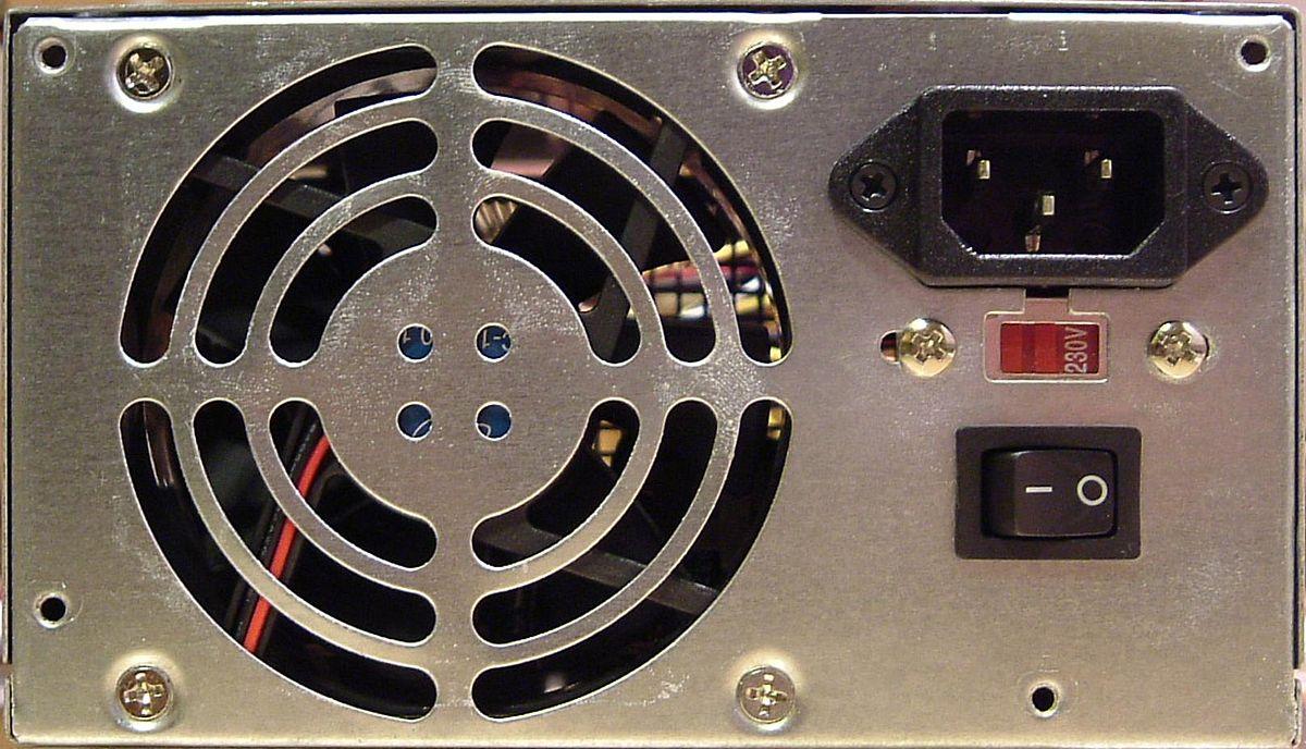Schema Elettrico Riduttore Di Tensione Da 24v A 12v : Alimentatore elettrico wikipedia