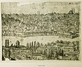 Panorama of Constantinople, Melchior Lorck, Sheet 14, 1559.jpg