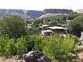 Panoramic view of Bjni village, Armenia.jpg