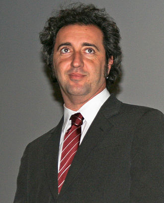 Paolo Sorrentino - Sorrentino in 2008