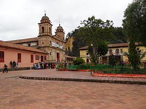 Nemocón - Image: Paque Nemocón Cundinamarca