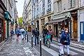 Paris, rue Saint-André-des-Arts, octobre 2020.jpg