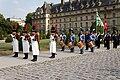 Paris - Les Invalides - Reconstitution historique - défilé armée Suisse - 001.jpg