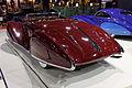 Paris - Retromobile 2012 - Delahaye type 165 cabriolet - 1939 - 003.jpg
