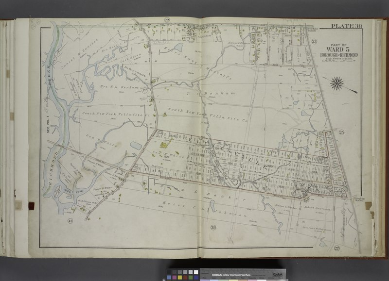 File:Part of Ward 5. (Map bound by Gifford Lane, Staten Island Rail Road, Richmond Ave (Bridge Ave), Arthur Kill Road (Fresh Kills RD), Mill Pond, Richmond Creek) NYPL1646305.tiff