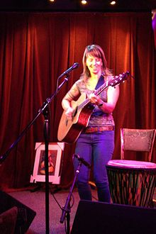Performing at McGonigal's Mucky Duck in Houston, Texas May 2012.