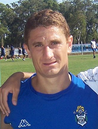 Patricio Graff - Graff with Gimnasia in 2009