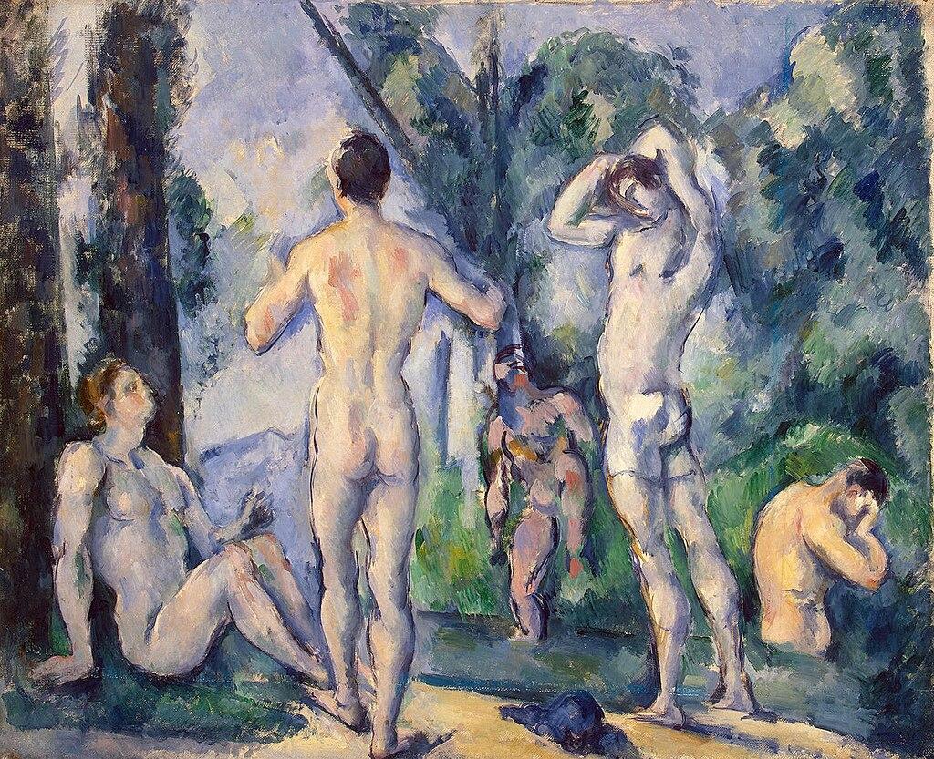 Paul Cézanne - Baigneuses (St.Petersburg, Hermitage).jpg