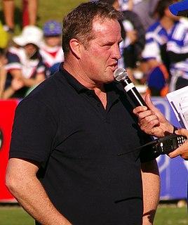 Paul Langmack Australian rugby league footballer and coach