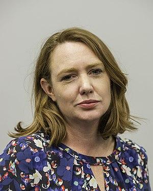 Paula Hawkins (author) - Hawkins at Gothenburg Book Fair in 2015