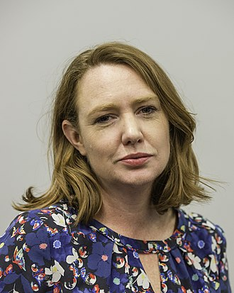 Paula Hawkins (author) - Hawkins at Gothenburg Book Fair in 2015