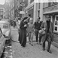 Pax Christi voettocht vanuit Amsterdam, bij het Begijnhof gestart, Bestanddeelnr 915-2662.jpg