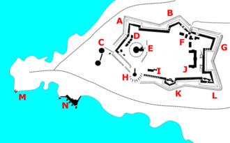 Pendennis Castle Wikipedia