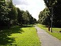 Permissive Footpath - geograph.org.uk - 921736.jpg