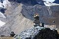 Peru - Salkantay Trek 067 - my cairn at the pass (7339818506).jpg