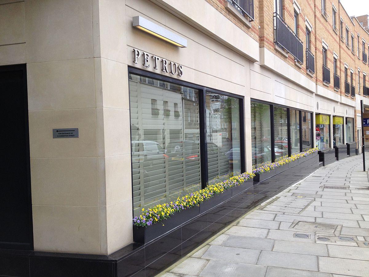 Ramzi Restaurant London