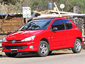 Peugeot 206 iRB Rugby World Cup Edition 2007 (11076312036).jpg