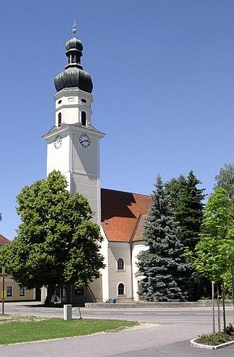 Sankt Martin im Innkreis - Parish church