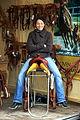 Pferd International 2011 traeumen im Westernsattel.JPG