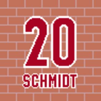 Mike Schmidt - Image: Phils Schmidt