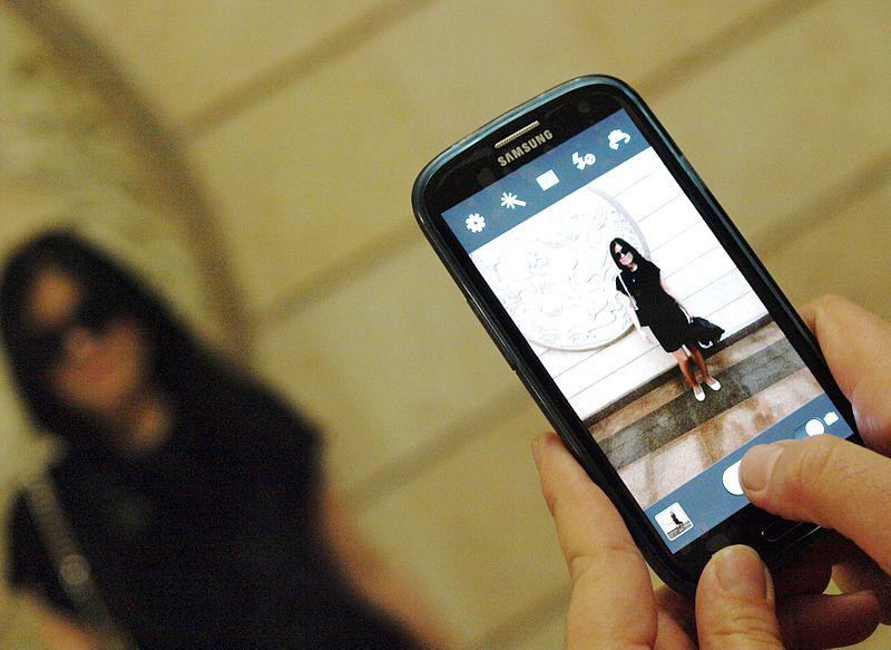 Fotos con celulares