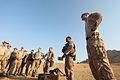 Photo Essay, 24th Marine Expeditionary Unit initiates training engagement team in Jordan; platoon-sized training events provide unique opportunity for junior Marines 121003-M-TK324-044.jpg