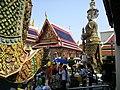 Phra Borom Maha Ratchawang, Phra Nakhon, Bangkok, Thailand - panoramio (83).jpg