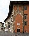 Piazza dei Cavalieri, Scuola Normale Superiore di Pisa - panoramio.jpg