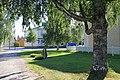 Pielisjärvi-Lieksa White Guard staff office site memorial 2.jpg