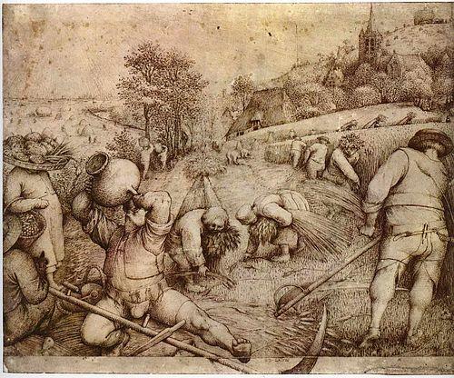 Liste Des Dessins De Brueghel L Ancien Wikip 233 Dia