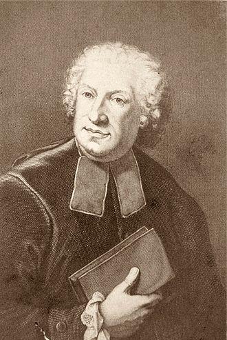 Giovanni Ambrogio Migliavacca - Pietro Metastasio, Migliavacca's mentor