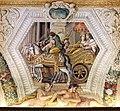 Pietro da Cortona, il gobbo dei carracci (Pietro Paolo Bonzi) e paul bril, galleria con storie di Salomone e della regina di saba, 1615-20 ca. 05,2.jpg