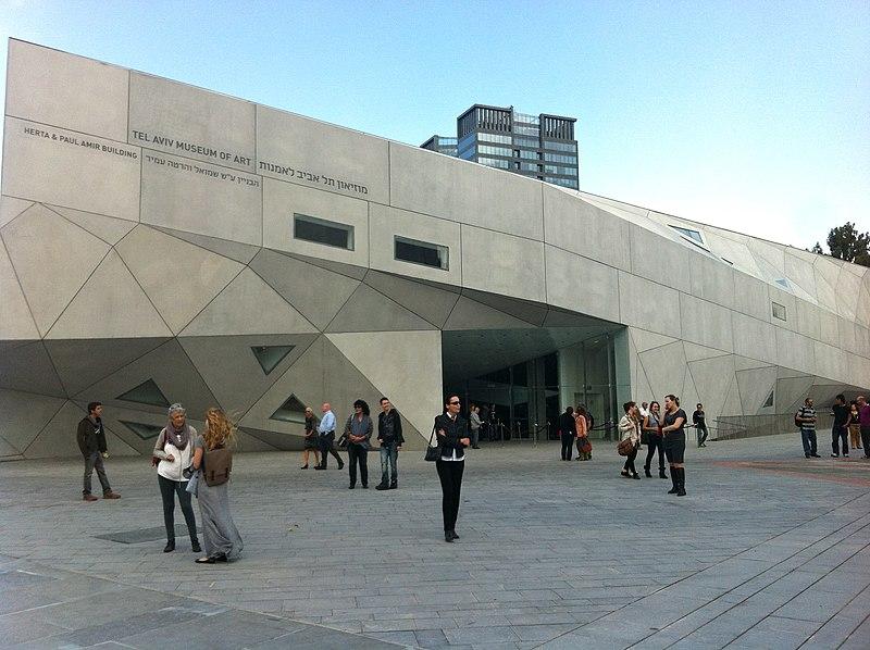 Museo de Arte de Tel Aviv (Tel Aviv – Israel)