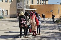 PikiWiki Israel 43367 A meeting between collegesOhalo college.JPG