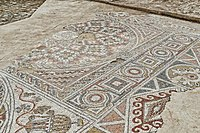 PikiWiki Israel 53335 mosaic in the church of st. bacchus.jpg