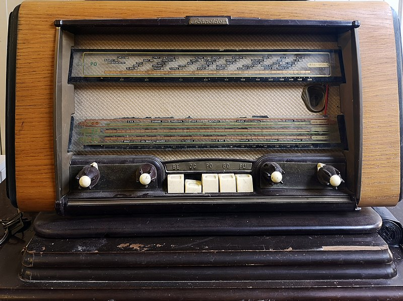 רדיו ישן