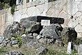 Pillar base of Sphinx of the Naxians (Delphi).jpg