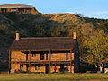 Pioneer Home built for Jacob Hamblin in 1862.jpg