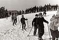 Pionirski smučarski tečaj na terenih za Kalvarijo 1956.jpg