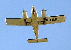Piper PA-34 Seneca - A Piper Seneca II
